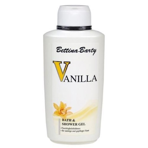 Sữa tắm Bettina Barty hương Vanila Bath & shower gel.