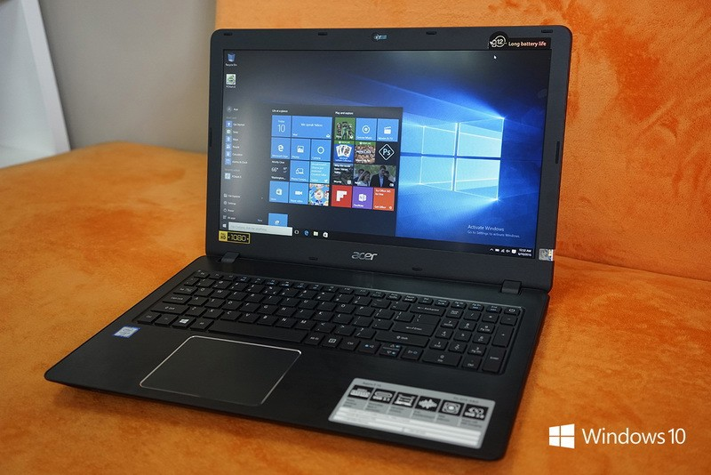Laptop Acer Aspire F5-573-34LE