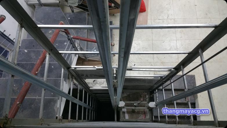Kết cấu hố thang