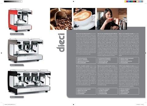 Máy pha cà phê Casadio A1 là những lựa chọn kinh tế cho những bạn mới kinh doanh cà phê