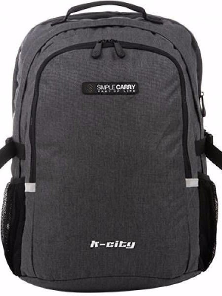 Balo Simple Carry Grey BL070