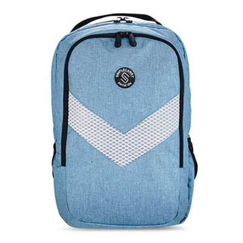 Balo thời trang Simple Carry Blue 00