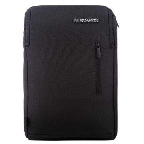Balo thể thao Simple Carry Black 00