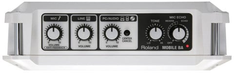 ROLAND MOBILE BA AMPLY