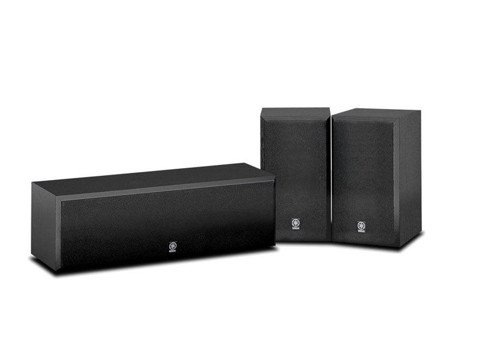 YAMAHA NS-P60 NATURAL SOUND HOME THEATER SPEAKER SYSTEM
