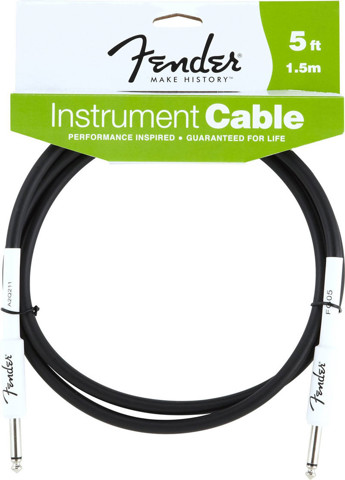 FENDER 0990820004 INSTRUMENT GUITAR CABLE
