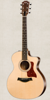 TAYLOR 214CE ACOUSTIC GUITAR