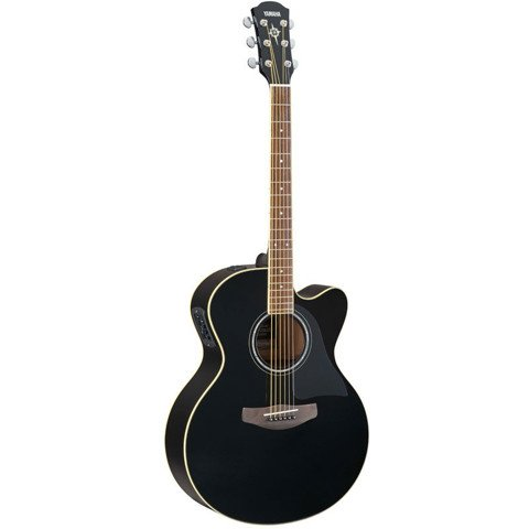 YAMAHA CPX500II GUITAR ACOUSTIC