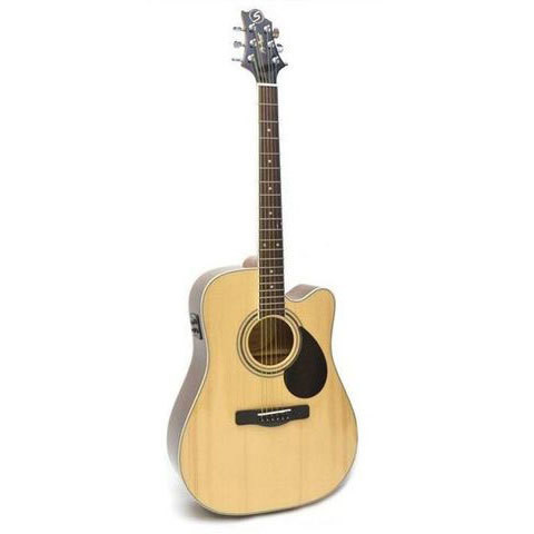 SAMICK GD100SCEN ACOUSTIC GUITAR