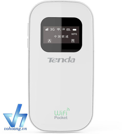 Tenda 3G185 - Mobile WiFi 3G Router - 21.6Mbps