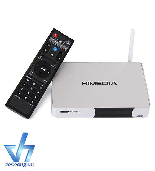 Android TV Box - Himedia Q5IV