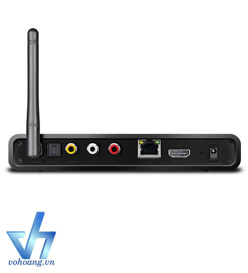 Android TV box - HIMEDIA Q3IV