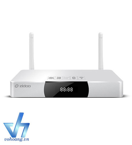 Zidoo X9 - Android tv box Quad Core