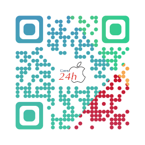 QR Code Apple Care 24h android
