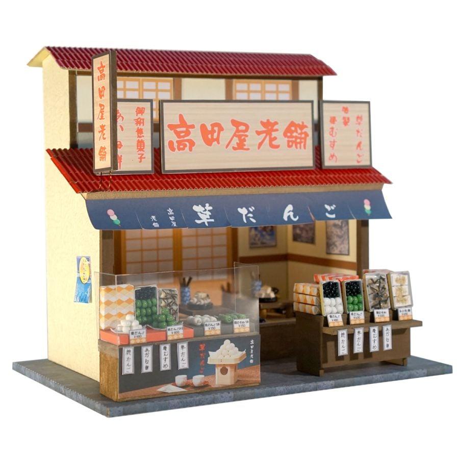 nhà mô hình mini