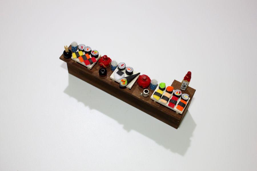 mô hình gỗ DIY