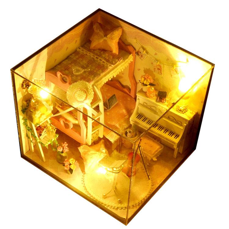 mô hình nhà gỗ đẹp