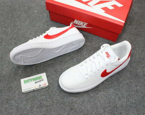 NIKE TERRACE SL WHITE/RED