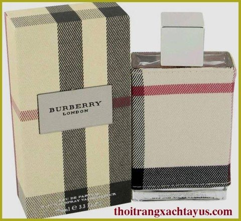 "NH 15 b - NƯỚC HOA "" BURBERRY LONDON "" Parfum 100ml /france for women"
