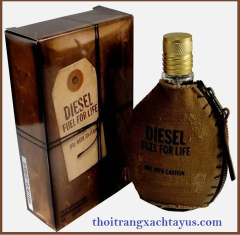 "NH 50 - NƯỚC HOA "" DIESEL Fuel for Life Pour Homme "" 75ml & 125ml"
