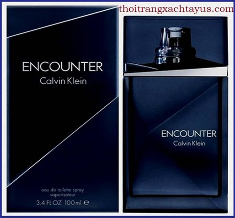 "NH 17 i - NƯỚC HOA "" Calvin Klein ENCOUNTER "" 100 ml"