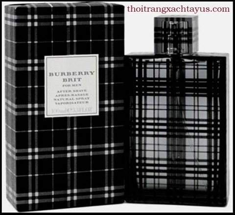 "NH 15 - NƯỚC HOA HIỆU "" BURBERRY BRIT "" for men 100ml"