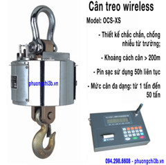 Cân treo wireless