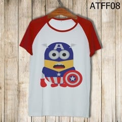 Áo Minion Captain-ATFF08