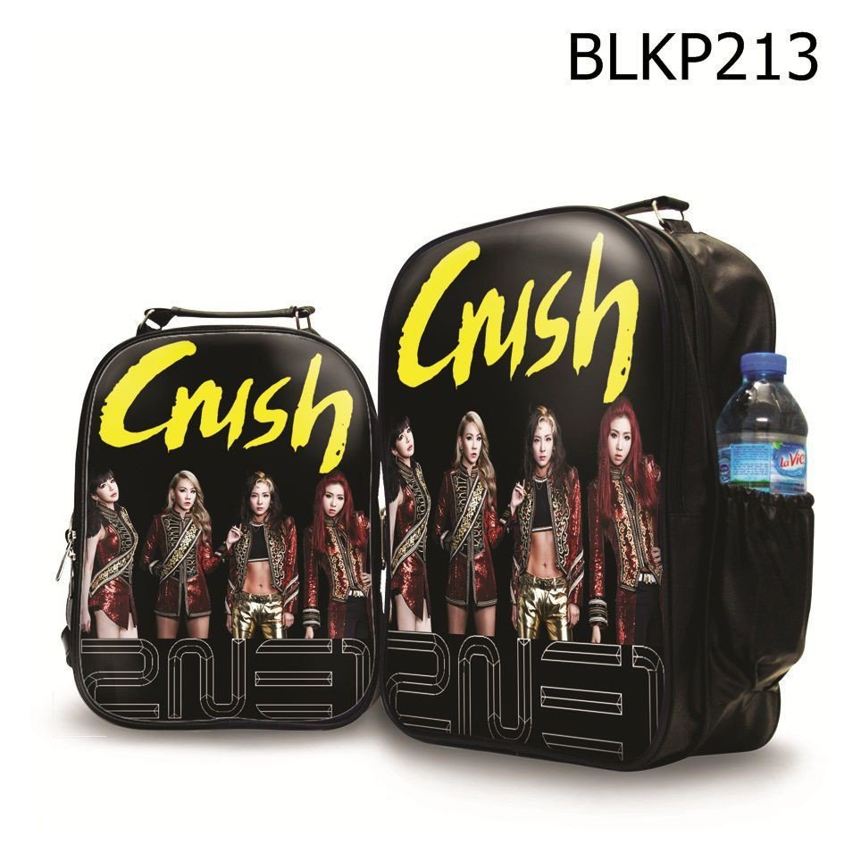 Ba lô 2ne1 crush - BLKP213