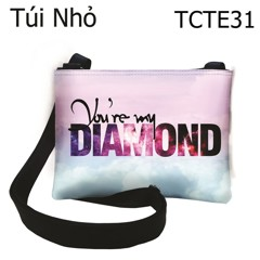 Túi You're my diamond - TCTE31