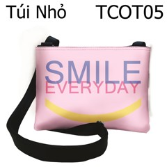 Túi Smile Everyday - TCOT05