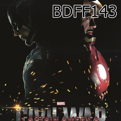 Túi rút Civil War Caption America - BDFF143