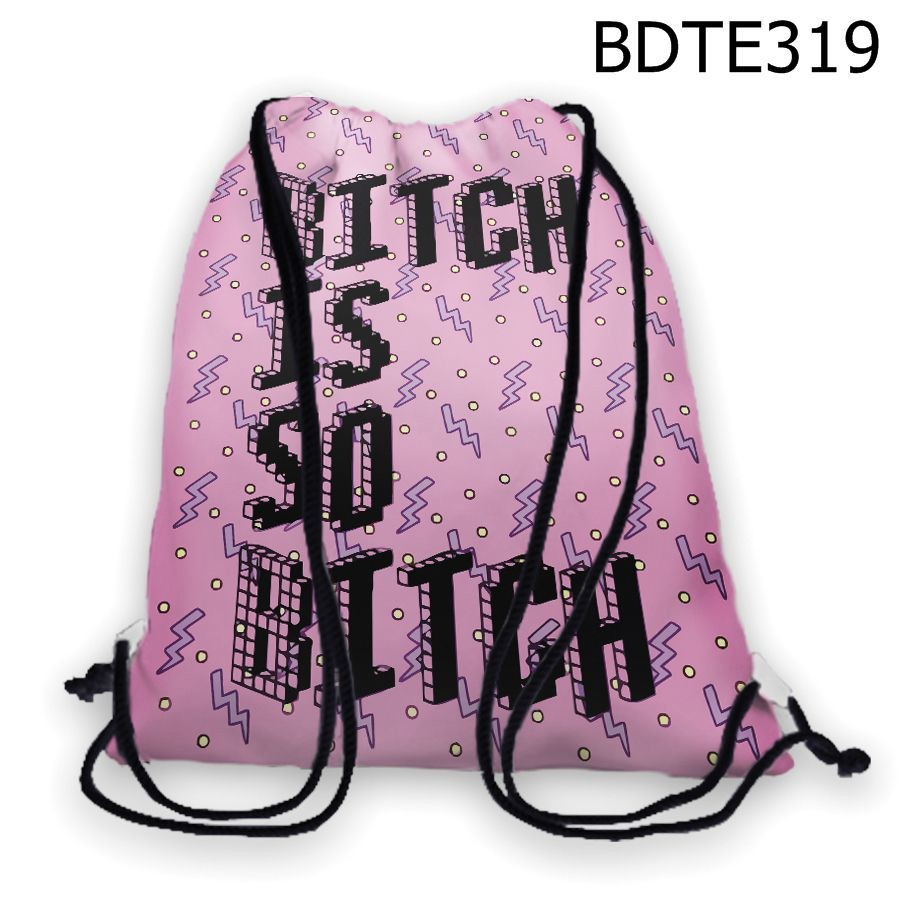 Túi rút bitch is so bitch - BDTE319