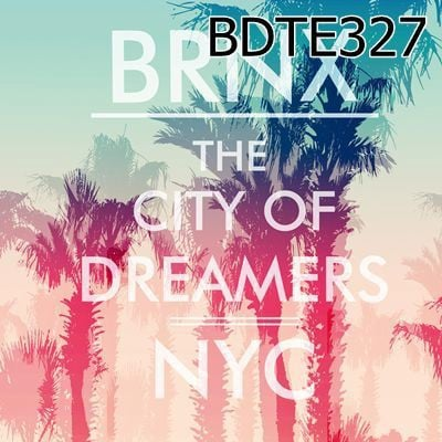Túi rút BRNX the city - BDTE327