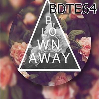 Túi rút Blown Away - BDTE64