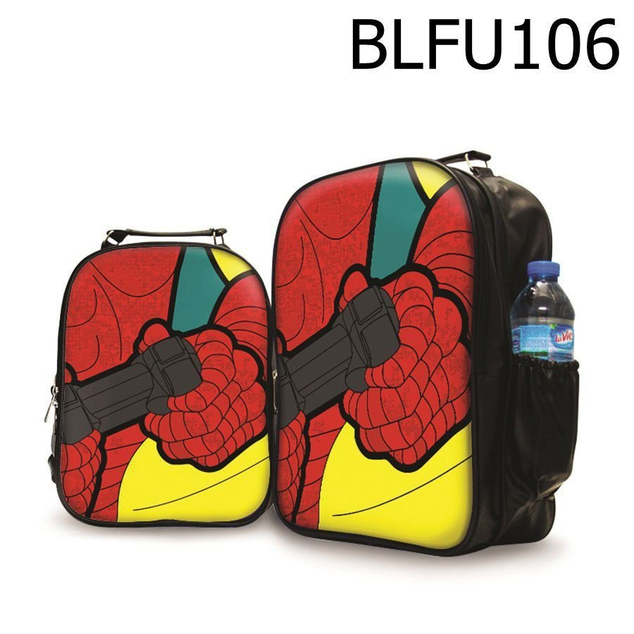 Balô Spiderman Chơi Game - BLFU106