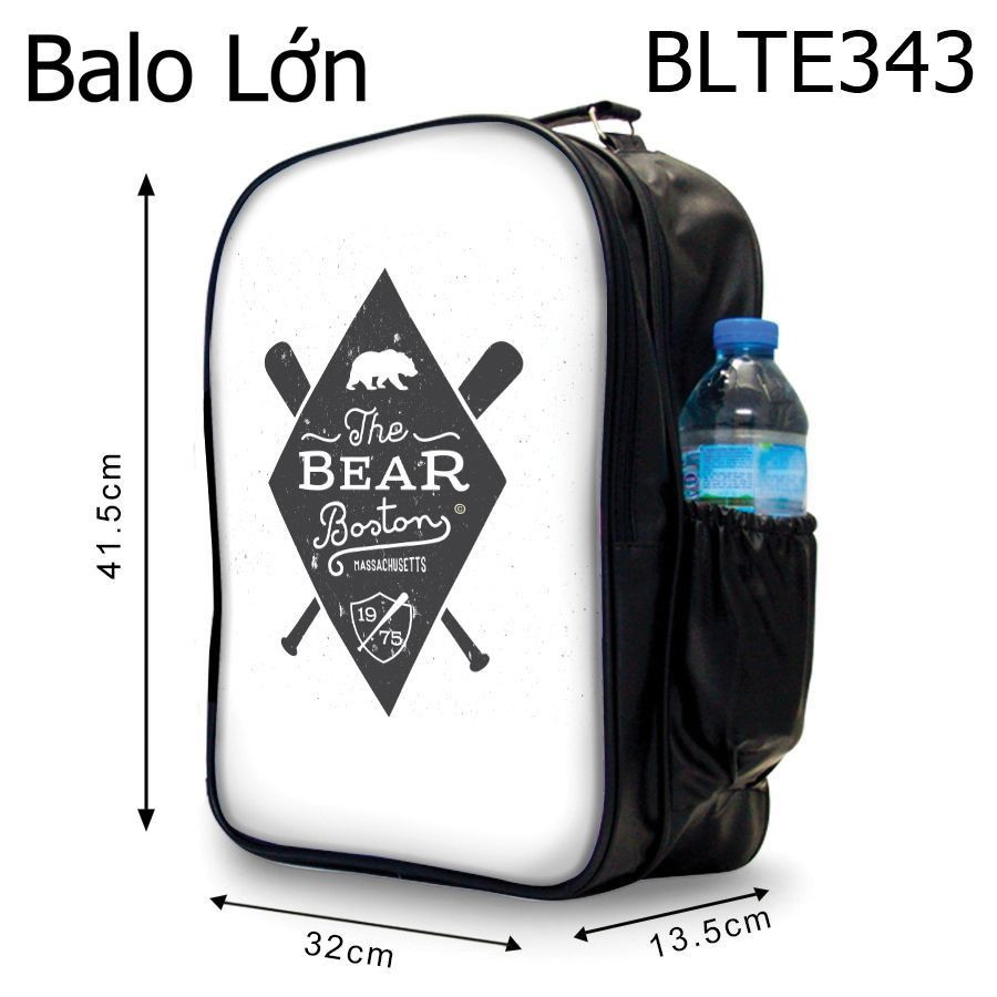 Ba lô the bear boston - BLTE343
