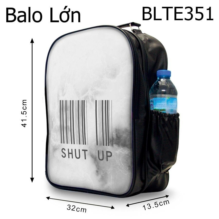 Ba lô shut up - BLTE351
