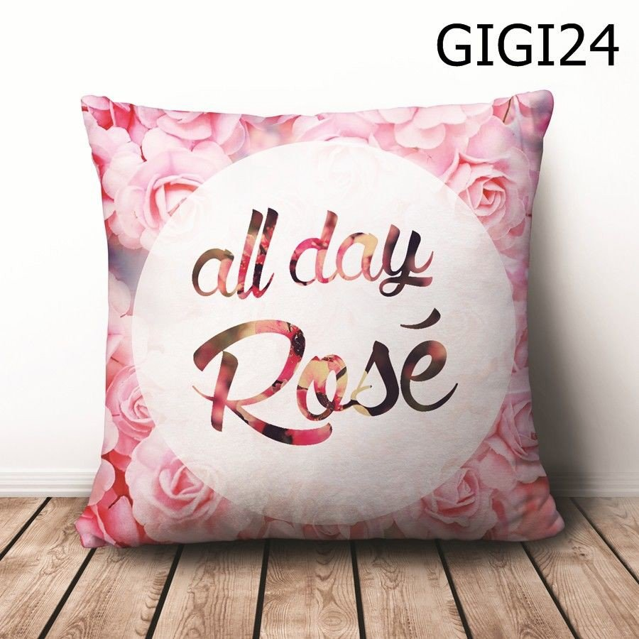 Gối All Day Rose - GIGI24
