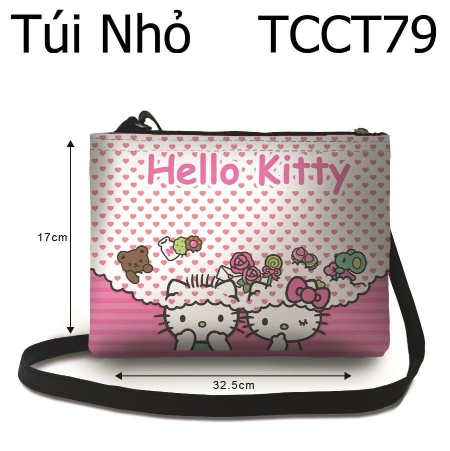 Túi chéo Hello Kitty Couple - TCCT79