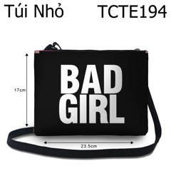 Túi Bad Girl - TCTE194