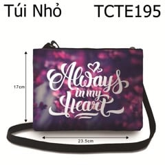 Túi Always In My Heart - TCTE195