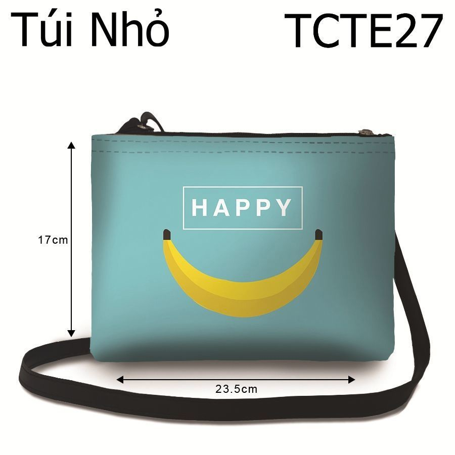 Túi Happy Banana - TCTE27