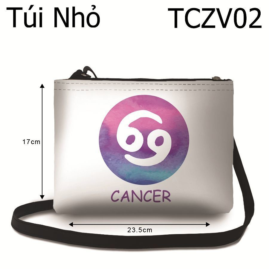Túi Cancer - TCZV02