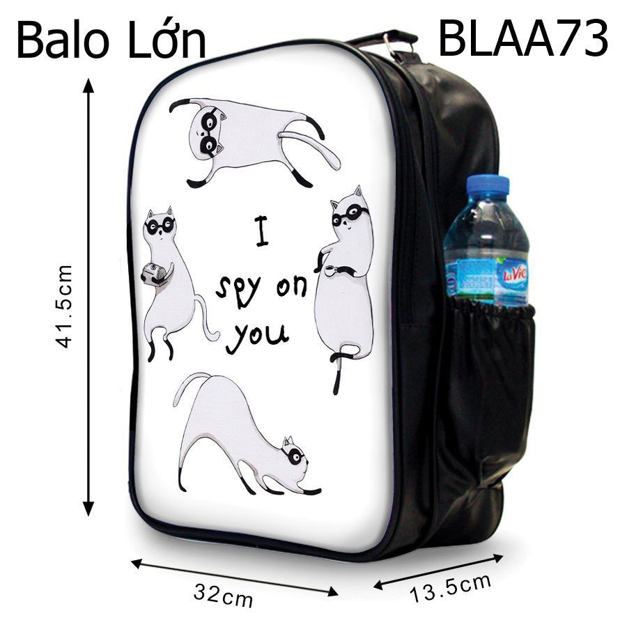 Balô Mèo Spy On You - BLAA73
