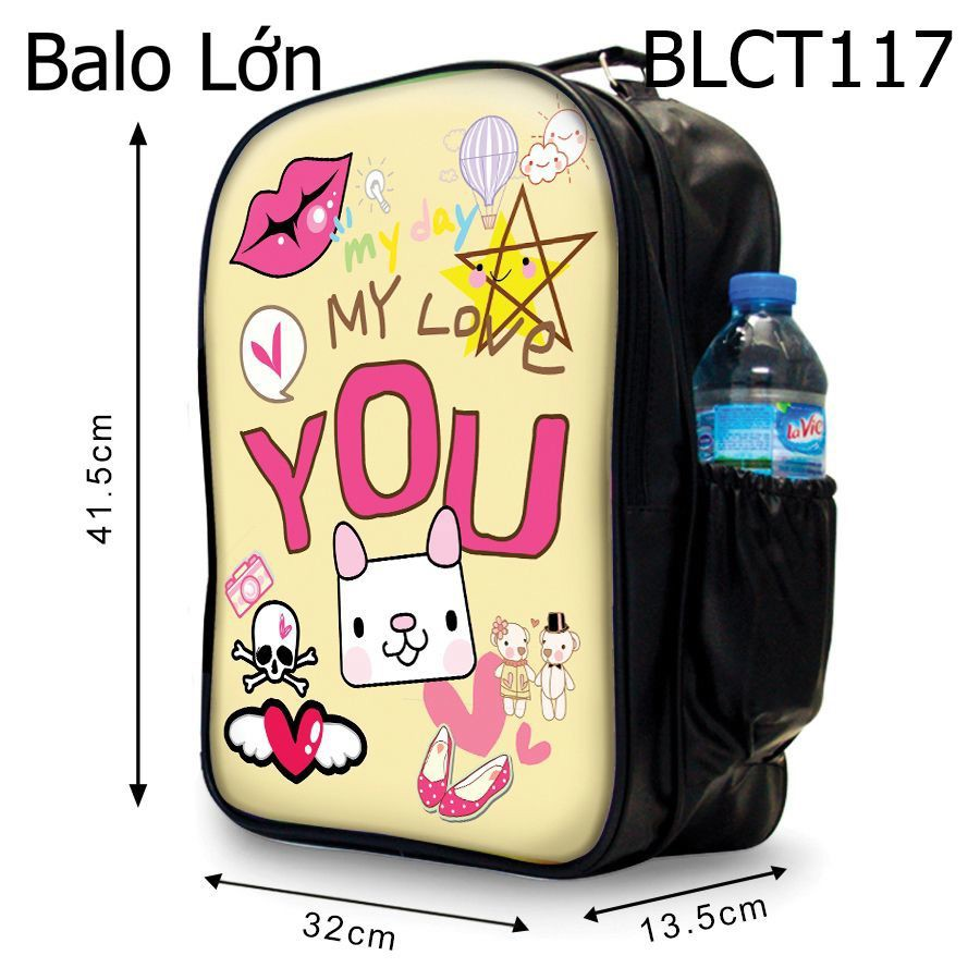 Balô My Love You - BLCT117