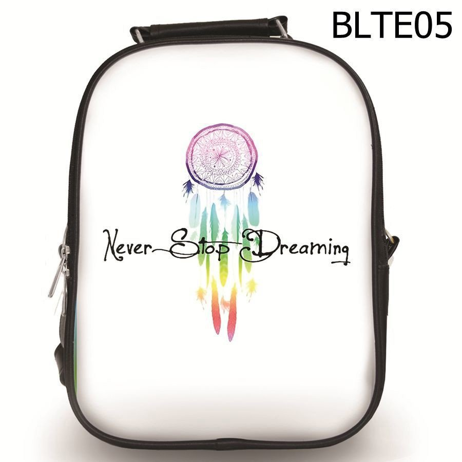Balô Quote Never Stop Dreaming - BLTE05