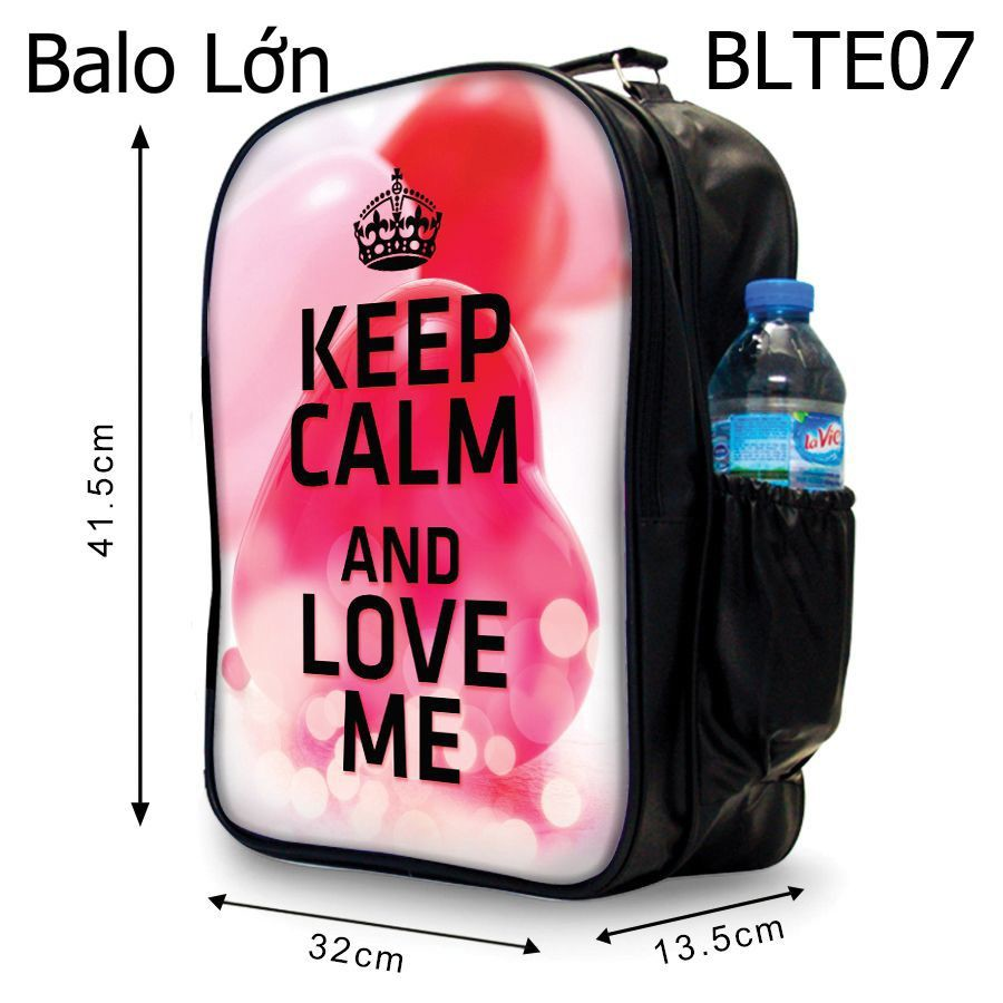Balô Quote Love Me - BLTE07