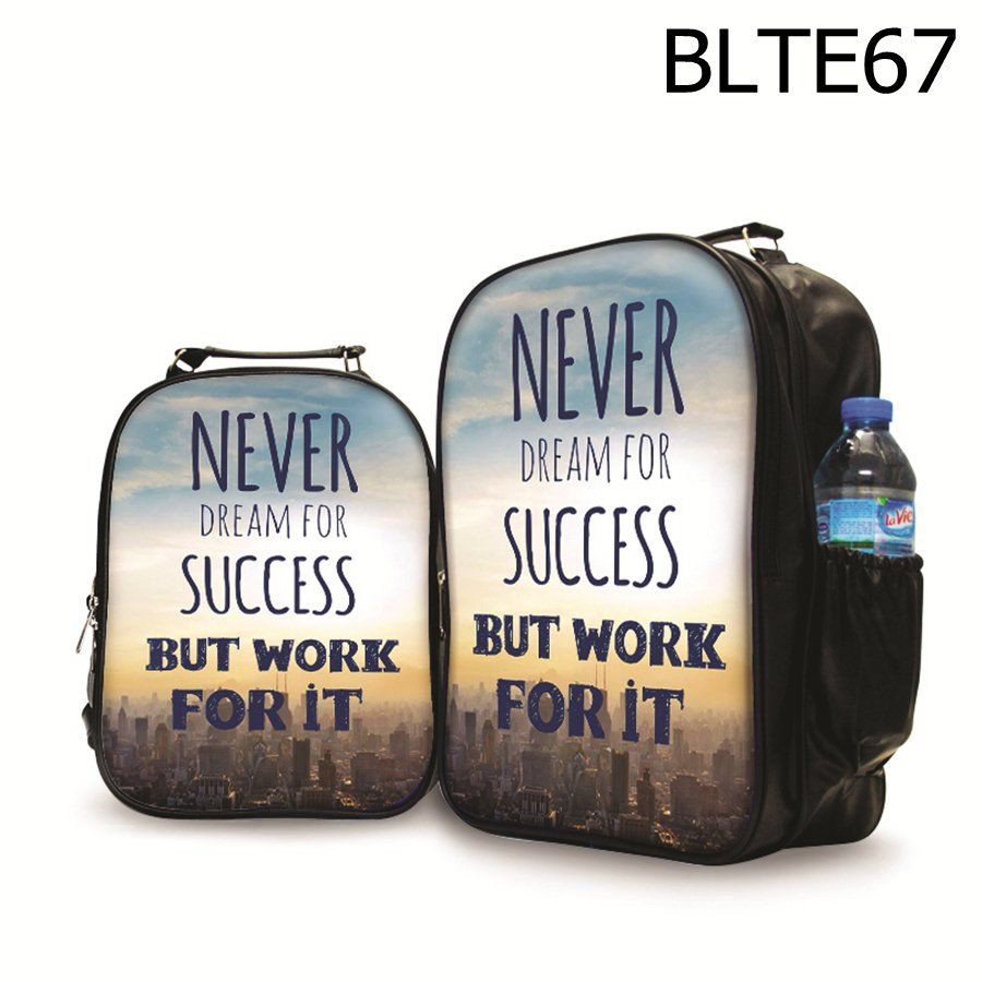 Balô Never Dream For Success But Work For It - BLTE67