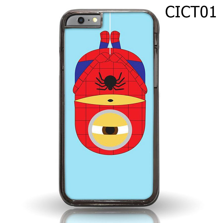 Minion Spiderman - CICT01